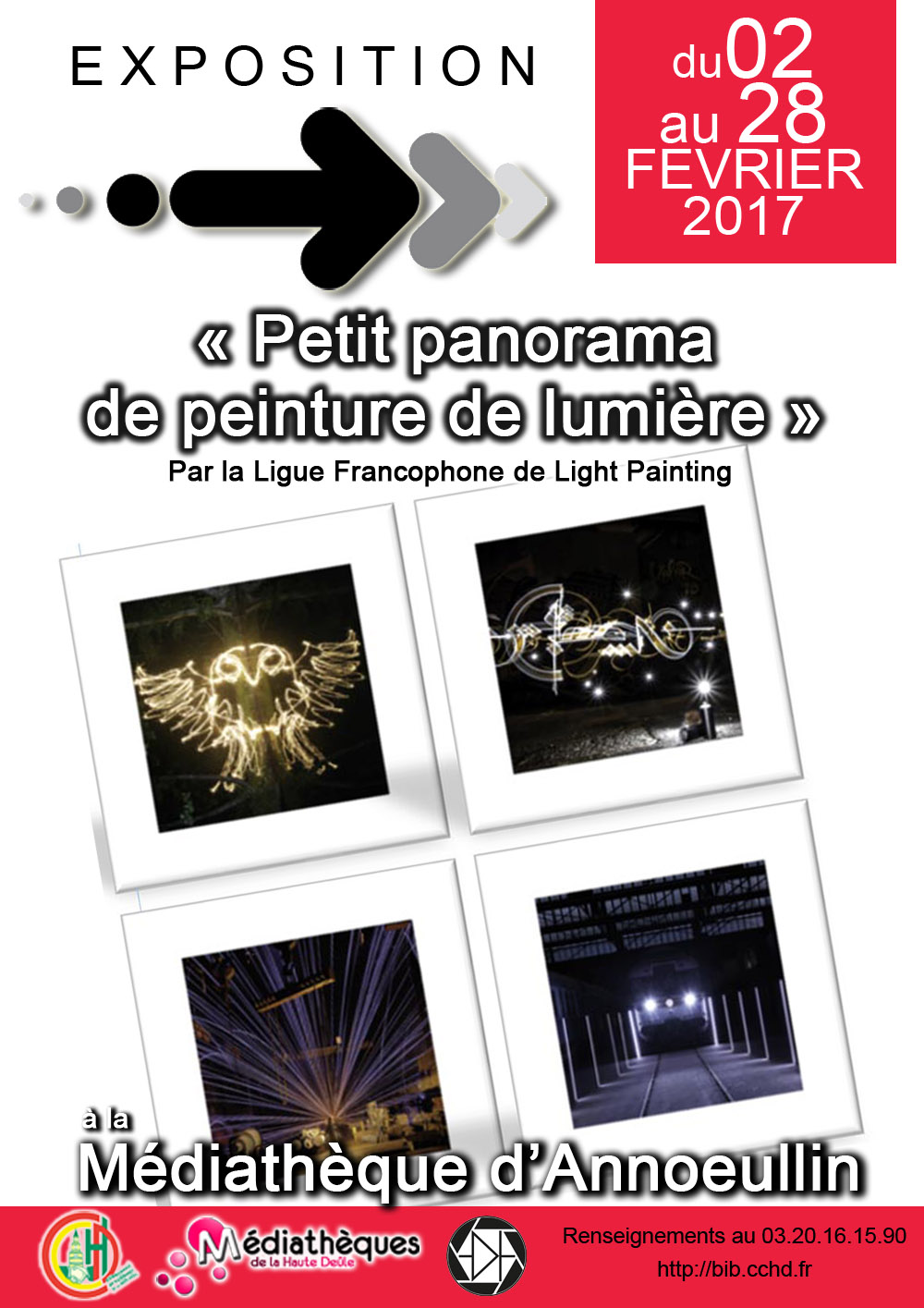 expo light painting